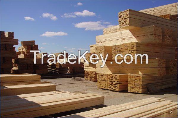 Sawn Timber/ Lumber