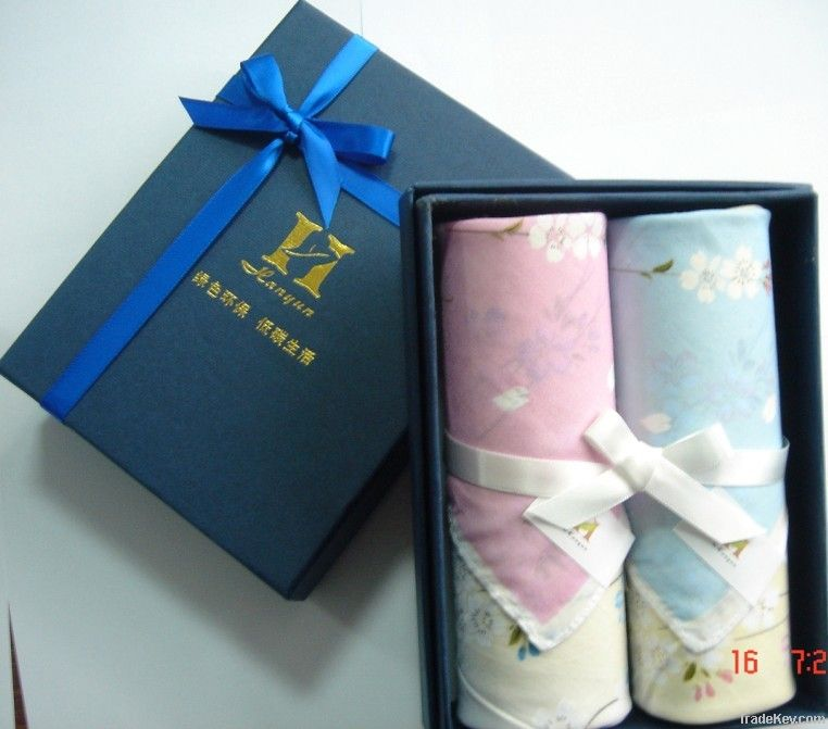 Commerce and Gift handkerchiefs