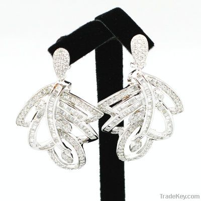 Fashionable 925 sterling silver Jewelry Sets