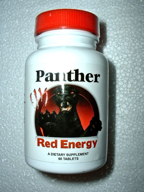 Panther Red Energy