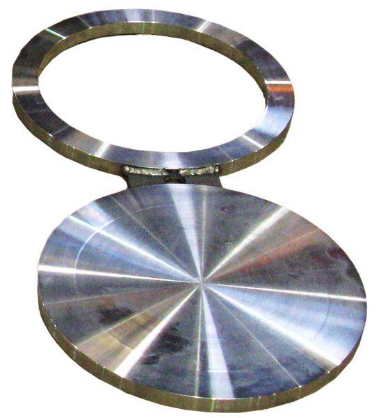 Titanium Spectacle Blinds