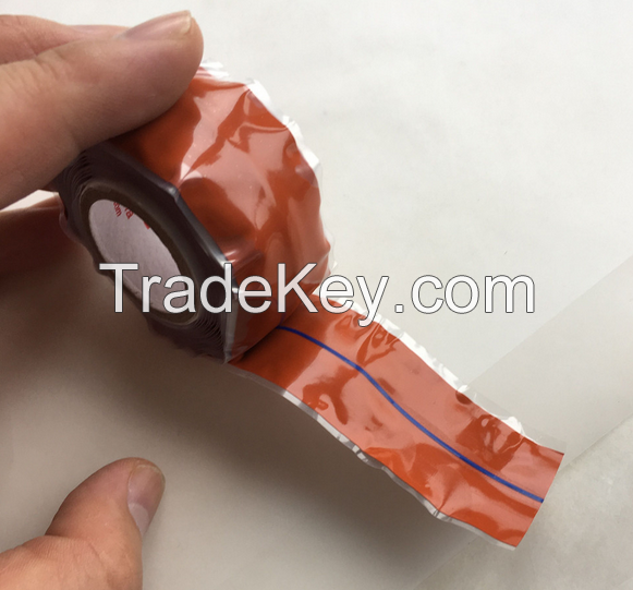 Silicone rubber self-adhesive tape, manufactured by Infinite