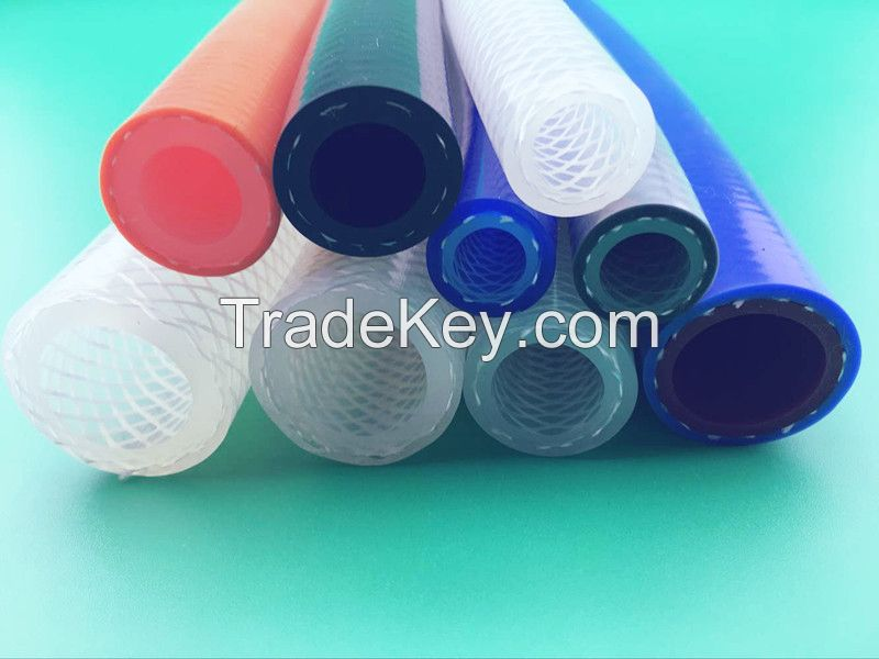 Silicone fiberglass tube, manufactured by Infinite