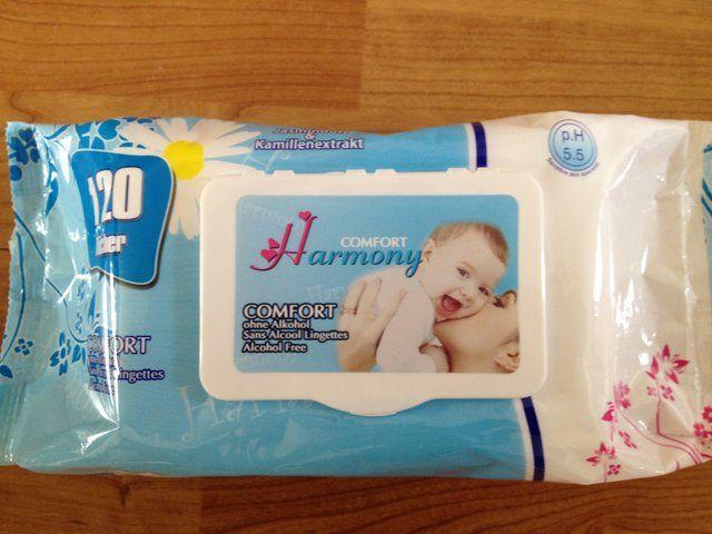 Harmony Baby Wipes