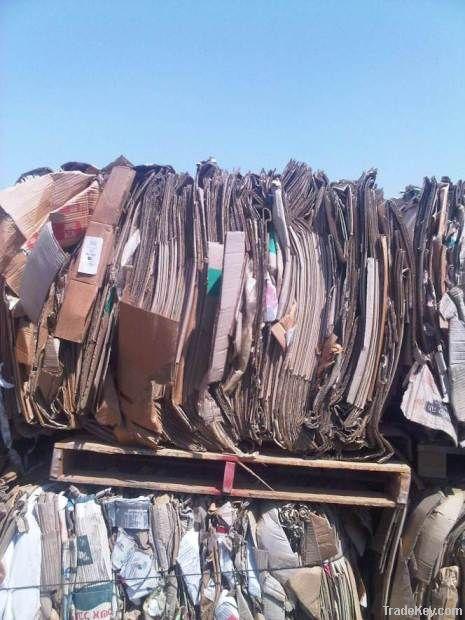 OCC Paper Scrap