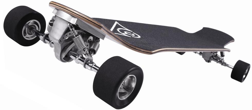 C11 Scriber Skateboard