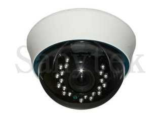 Plastic IR Dome CCTV Camera (ST-224)