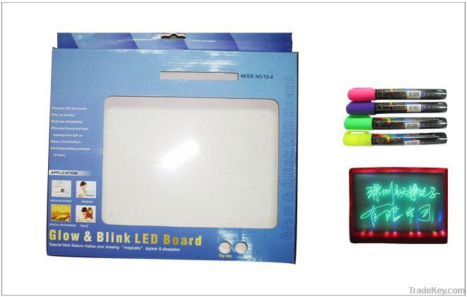 LED Message Writing Board TD-LED-01