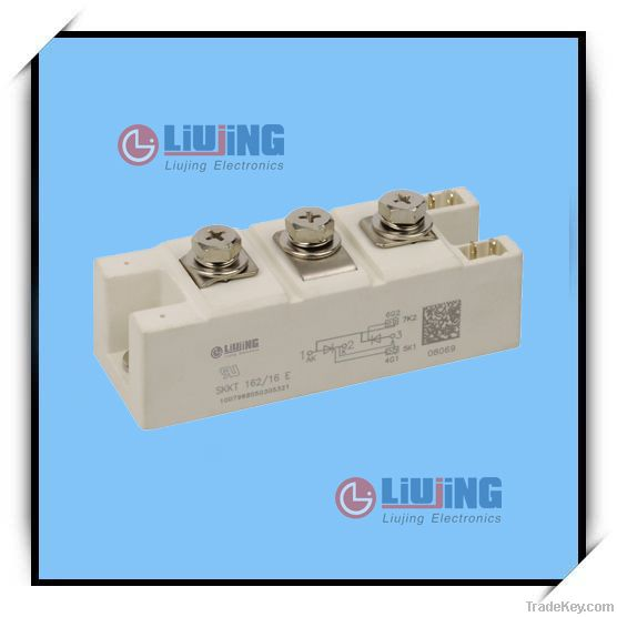 semirkon Thyristor Module SKKT162 SKKH162