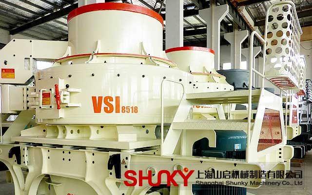VSI Sand Making Machine