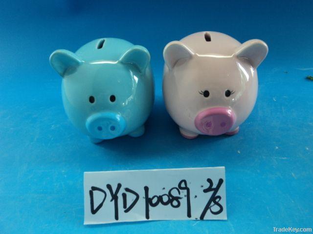 Piggy Bank, Ceramic Bank, Money Box, Money Bank, Coin Bank
