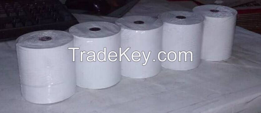 Thermal Paper in small rolls for ATM, POS...
