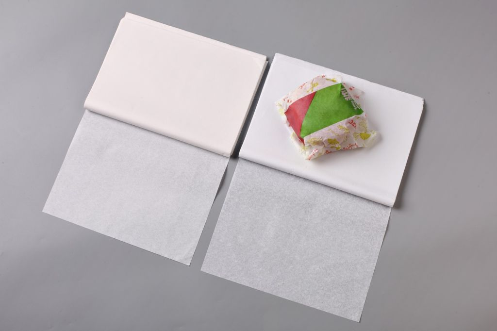 Greaseproof Paper for Wrapping Food and Bake