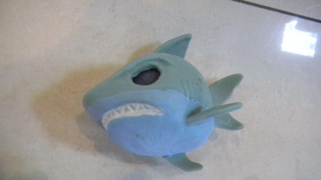Novelty Toys Squeezable Sharks Halloween Toys