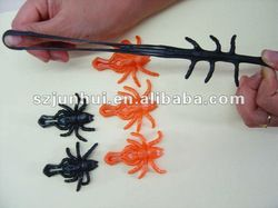 Halloween Props Halloween Toys Novelty Toys Stretch Snister Spider
