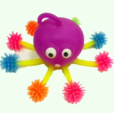 Novelty Toys flashing snow octopus Other toys