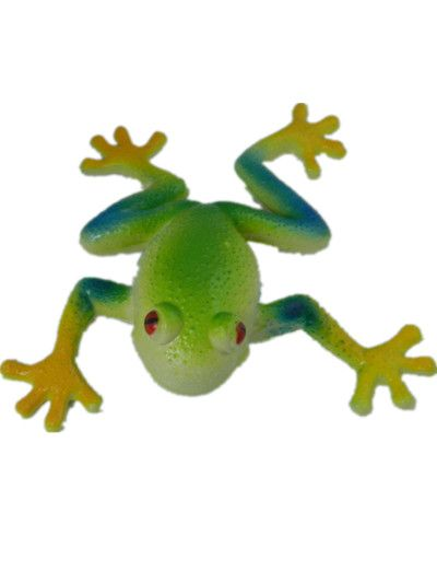 Promotion Gift squeezable and stretched frog