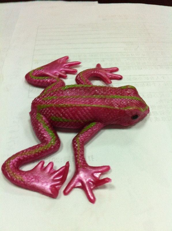 stretch  frog Promotion Gifts