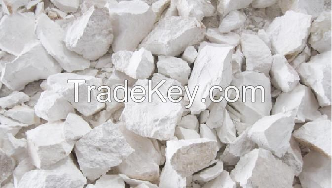 Quicklime, Hydrated Lime - Ca(OH)2, Dolomite