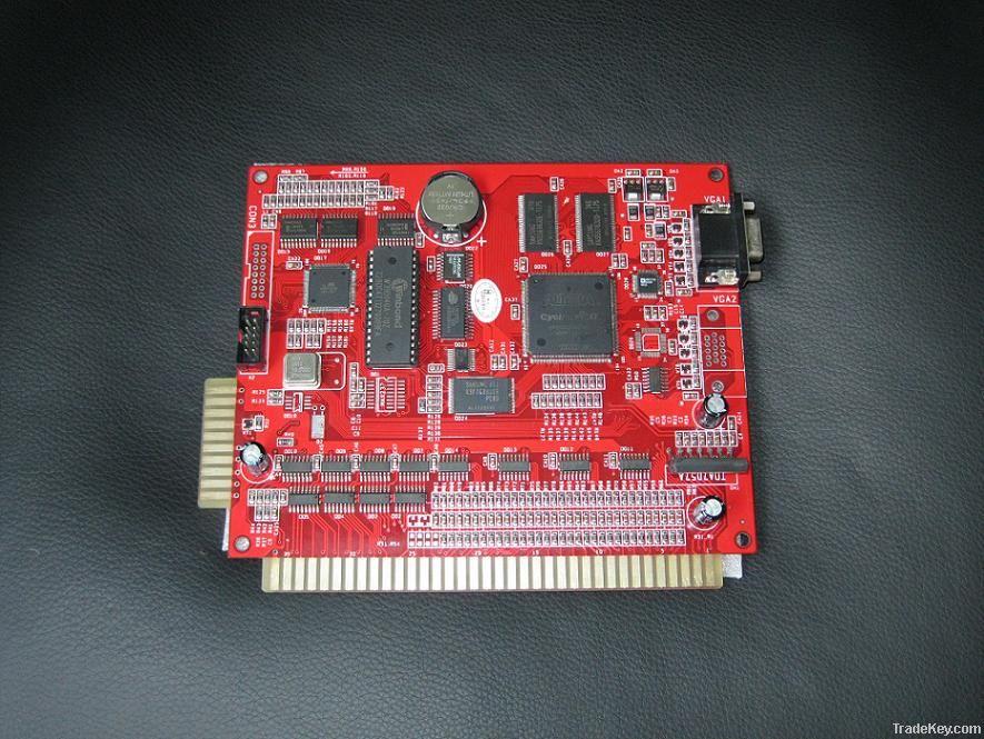 mutilgame /PCB