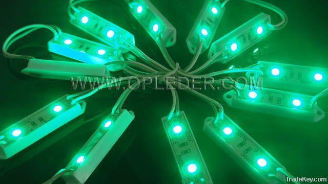 2pcs 5050smd DC12V led module light