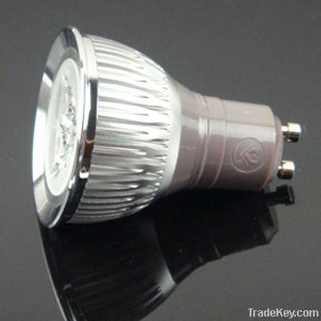 3*1W CE/ROHS high power led spot light