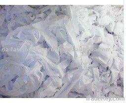 %100 cotton white clips