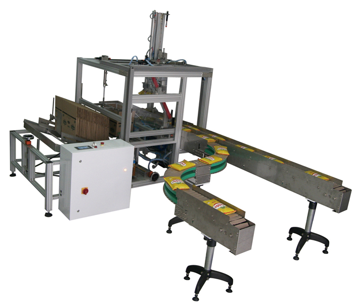 Top-Load Case Packer Machine