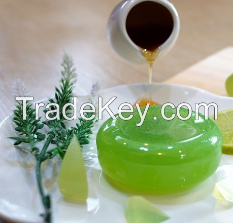 Organic Lime Honey Soap 100g