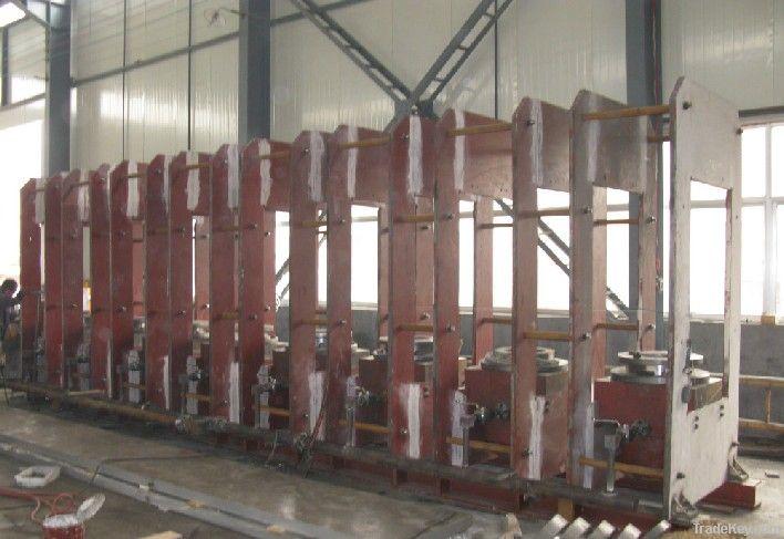 second- hand  tire vulcanizing press