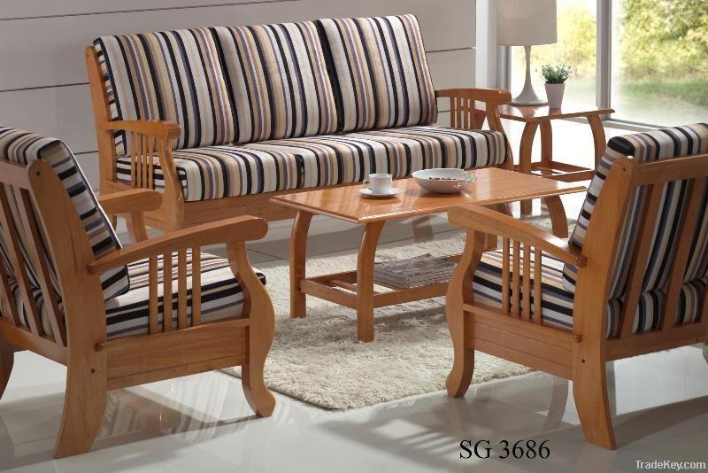 wooden sofa set by ideal style furniture malaysia rh tradekey com