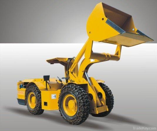 Underground Mining load-haul-dump machine