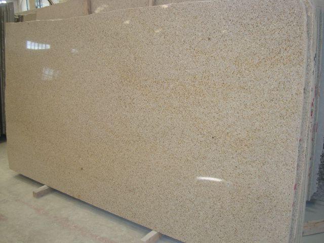 G682 granite tiles/Misty yellow/Golden leaf/Chinese yellow granite