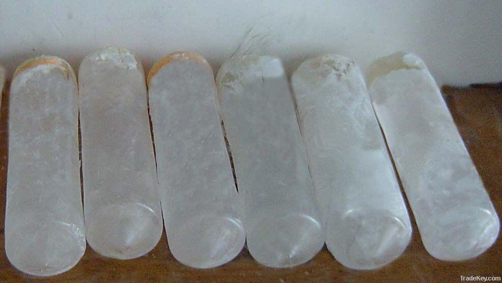 CsI(Na), CsI(TI) scintillator crystals