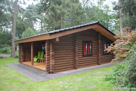 Wooden chalet 52 m2