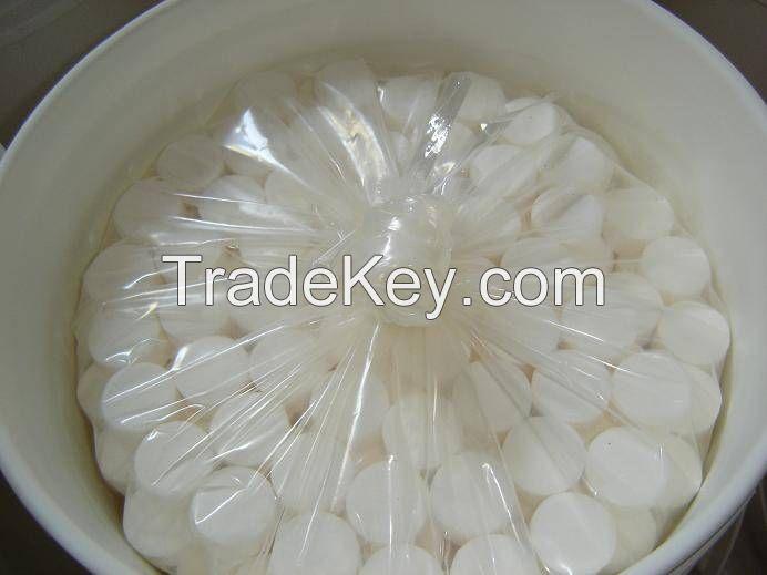 1-Bromo-3- Chloro-5, 5-Dimethyl Hydantoin BCDMH bromine Tablets