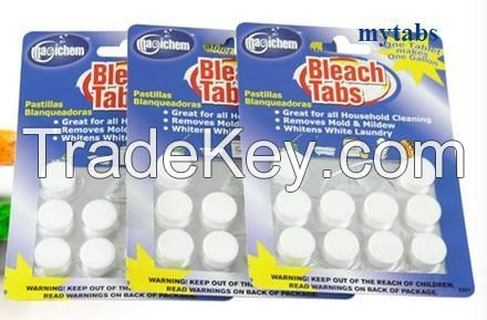 Bleach Tablet bleaching Tablet Disinfection Tablet