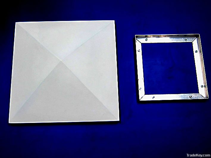 Glass Fibre Renforee Gypsum decorative sheet