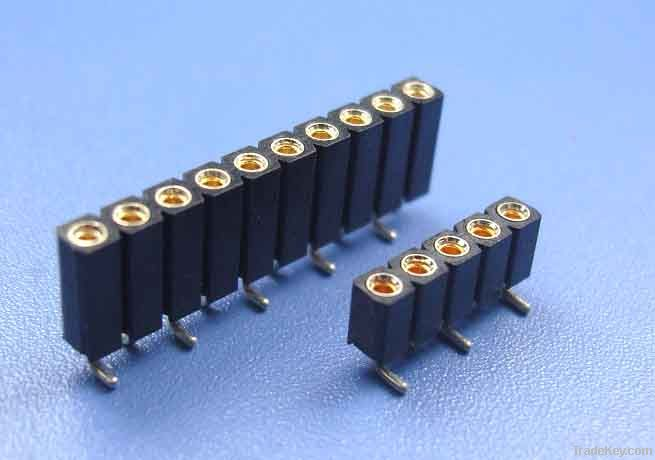Brass Pin Header for PCB Connector