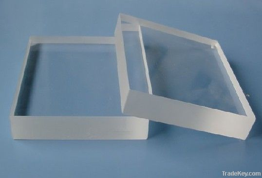Optical windows, crystal and glass materical