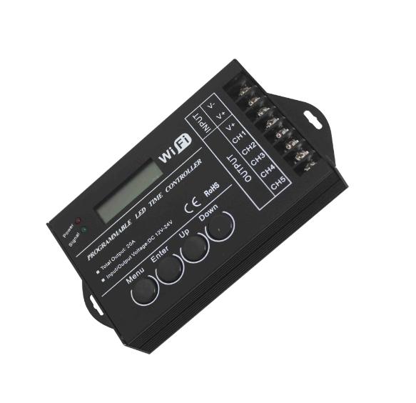 Programmable WIFI Time Led Controller TC421 WIFI TC420 controller