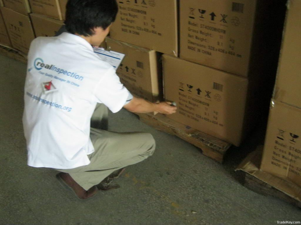 Pre-Shipment Inspection Service (PSI)- Quality Control in China