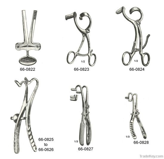 Oral and tonsil instruments