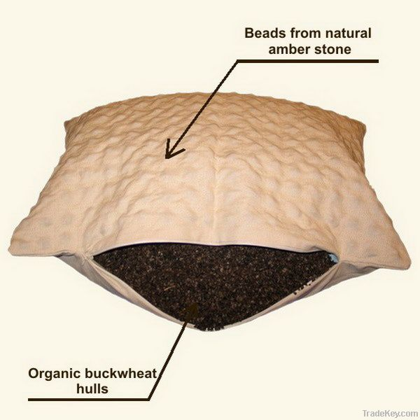 Unique Therapeutic Amber Pillow