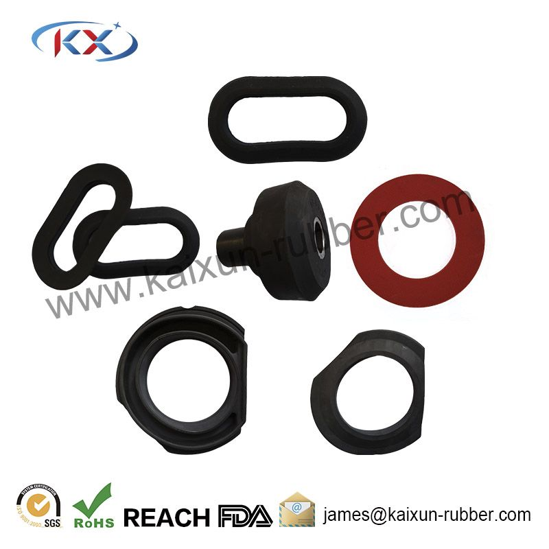 High quality china rubber products rubber grommet rubber buffer