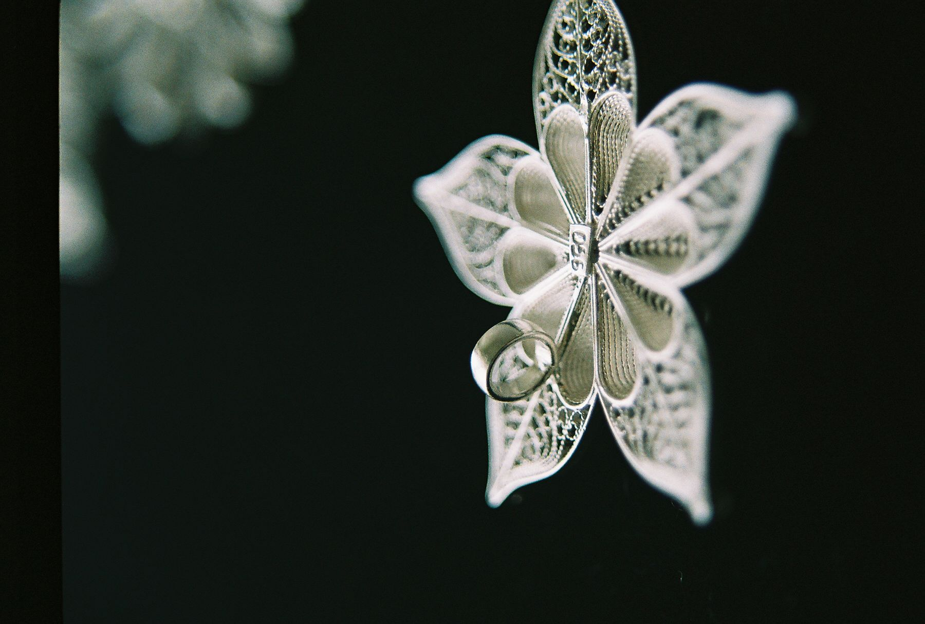 9.50 silver filigree jewelry