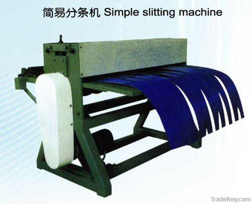 Bending, plate shearing, slitting series