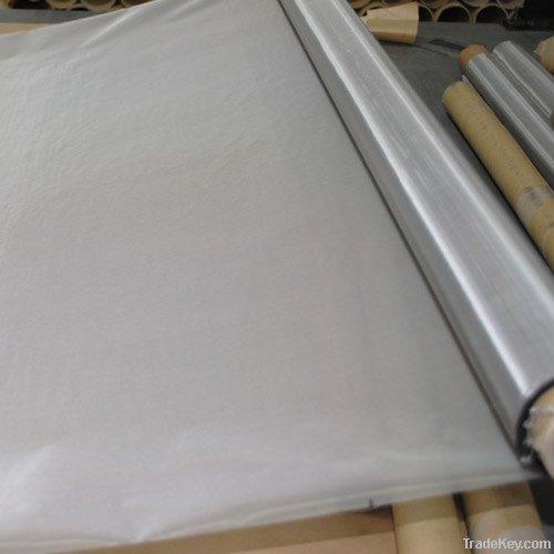 200-600 mesh stainless steel printing screen mesh
