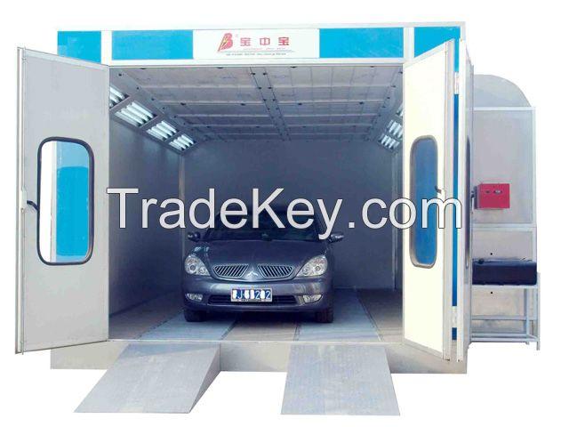 BZB-8100 Spray Booth, Auto Spray Booth, Baking Oven