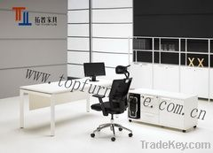 office modern  executive desk
